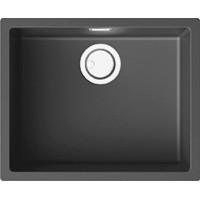 Elleci Zen 105 K99 Dark Grey ,Врезная под столешницу