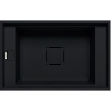 Elleci Value 130 Undermount K86 Black